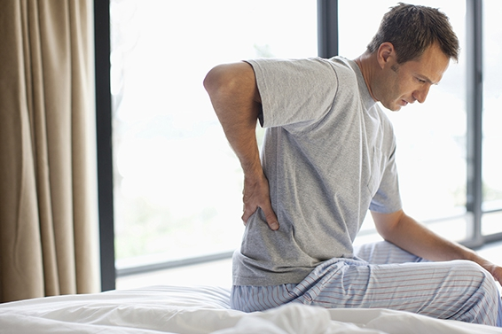 Giải Đáp thắc mắc: đau ngang thắt lưng là bệnh gì?