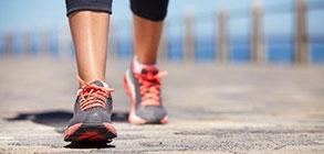 Đi bộ giúp việc điều trị suy giãn tĩnh mạch trở nên đơn giản hơn