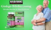 Hadariki Ginkgo Biloba sự lựa chọn hoàn hảo cho não bộ